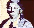 Carla's amazing Harriet Tubman word cloud
